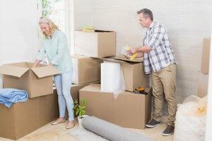 Opróżnianie mieszkania