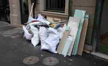 Wywóz śmieci i odpadów