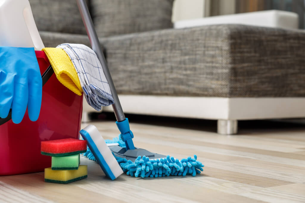 Świąteczne porządki - planowanie sprzątania mieszkania