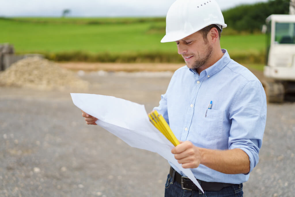 Przygotowanie placu budowy domu - planowanie