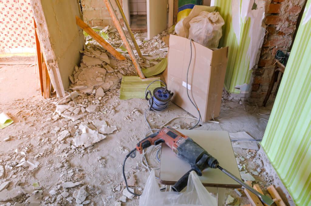 Sprzątanie mieszkania po remoncie - porady