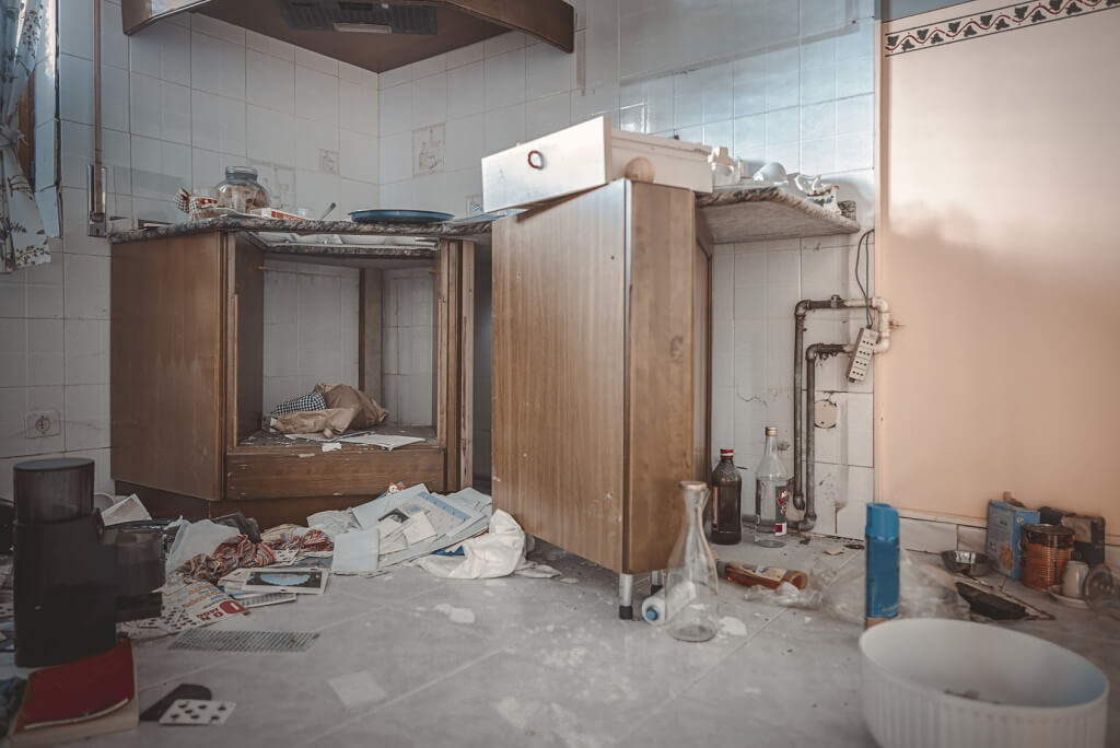 Sprzątanie domu - zamów profesjonalną usługę