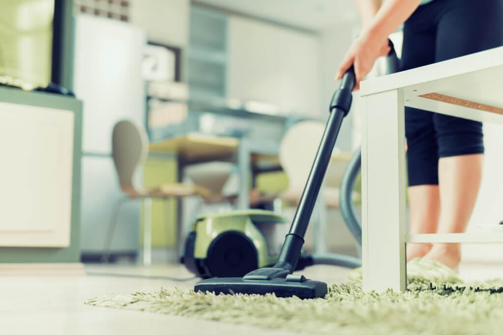 Szybkie sprzątanie - 5 sprytnych patentów