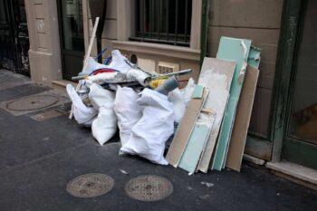 Kontenerowy wywóz śmieci i odpadów